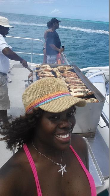 Lobster Catamaran Lunch