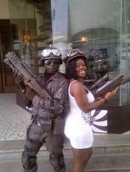 Chocolate City in Cancun