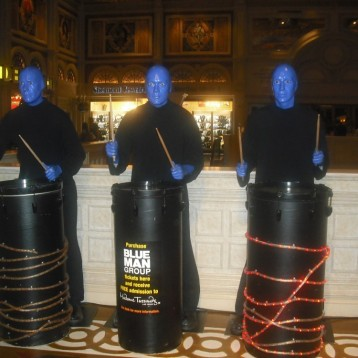 The Blueman Group