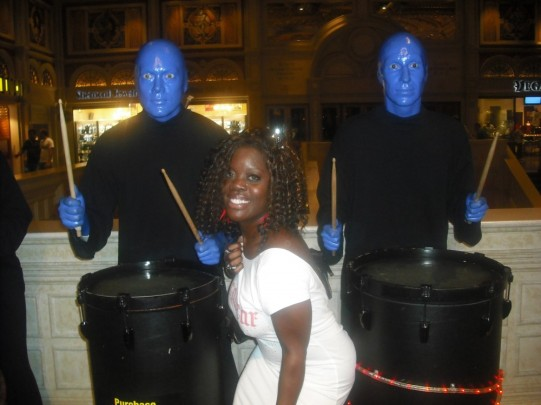 The Blueman Group + 1