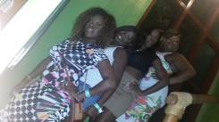 US going out