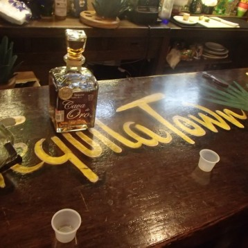 Tequila Town in Playa del Carmen