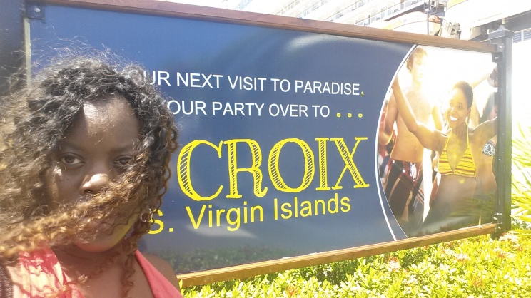 On the island of St. Croix, US Virgin Islands