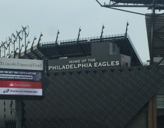 Where the Eagles Play