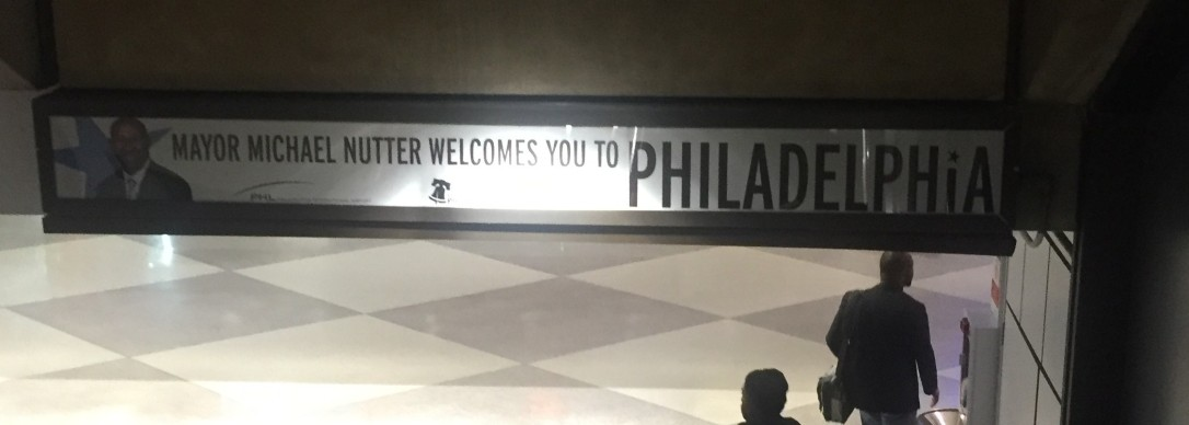Welcome to Philly per the Mayor