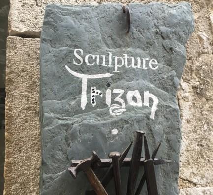Sculpture, Saint-Paul
