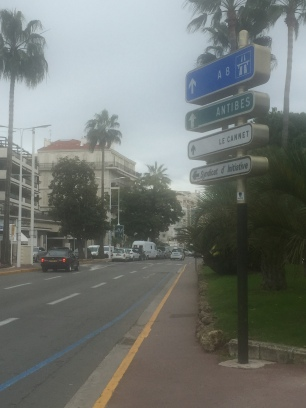 Strets of Cannes