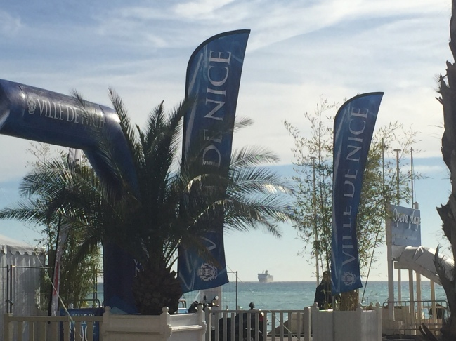 Ville de Nice, Promenade des Anglais
